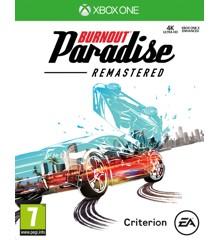 Burnout Paradise HD