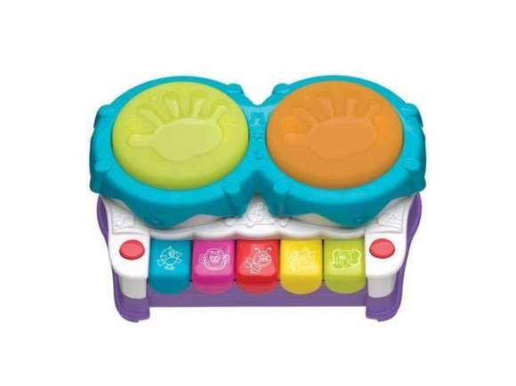 Playgro - Jerry's Class - 2 i 1 instrument med lys og lyd