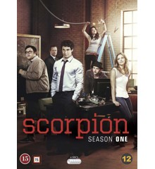 Scorpion: Season 1 (6-disc) - DVD