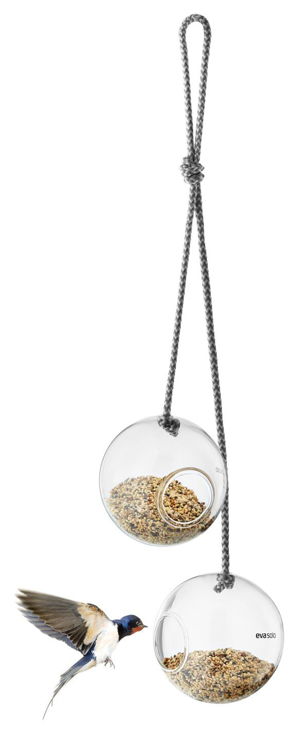Eva Solo - Glass Bird Feeders (571019)