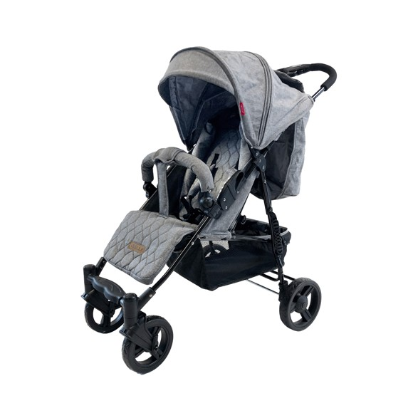 Babytrold - Cuba Pushchair - Grey Denim