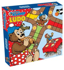 Barbo Toys - Rasmus Klump Ludo