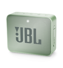 JBL - GO 2 Portable Bluetooth Speaker Glacier Mint