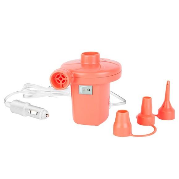 Sunnylife - Car Air Pump, Hot Coral