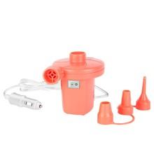 Sunnylife - Elektrisk pumpe (tilsluttes bilen), Hot Coral