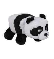 "Minecraft Happy Exlorer 7"" Panda Plush"
