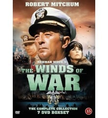 Winds of War, The - Herman Wouk (7 disc) - DVD