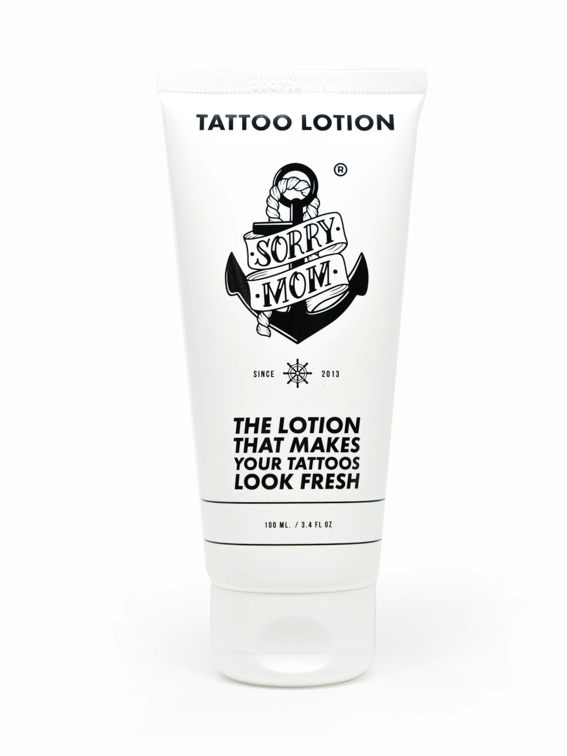 Sorry Mom - Tattoo Lotion 100 ML
