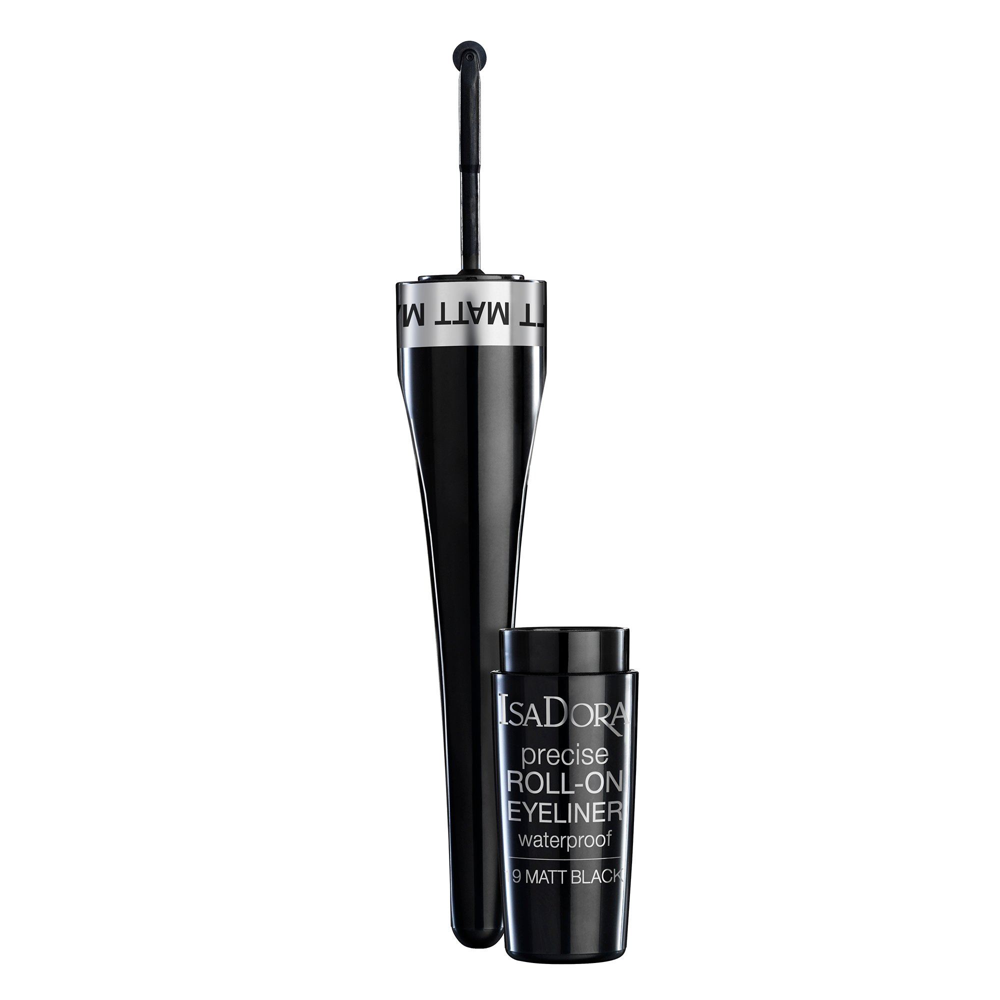 IsaDora - Precise Roll-On Eyeliner - 19 Matte Black
