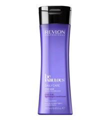 Revlon - Be Fabulous Fine Cream Conditioner 250 ml