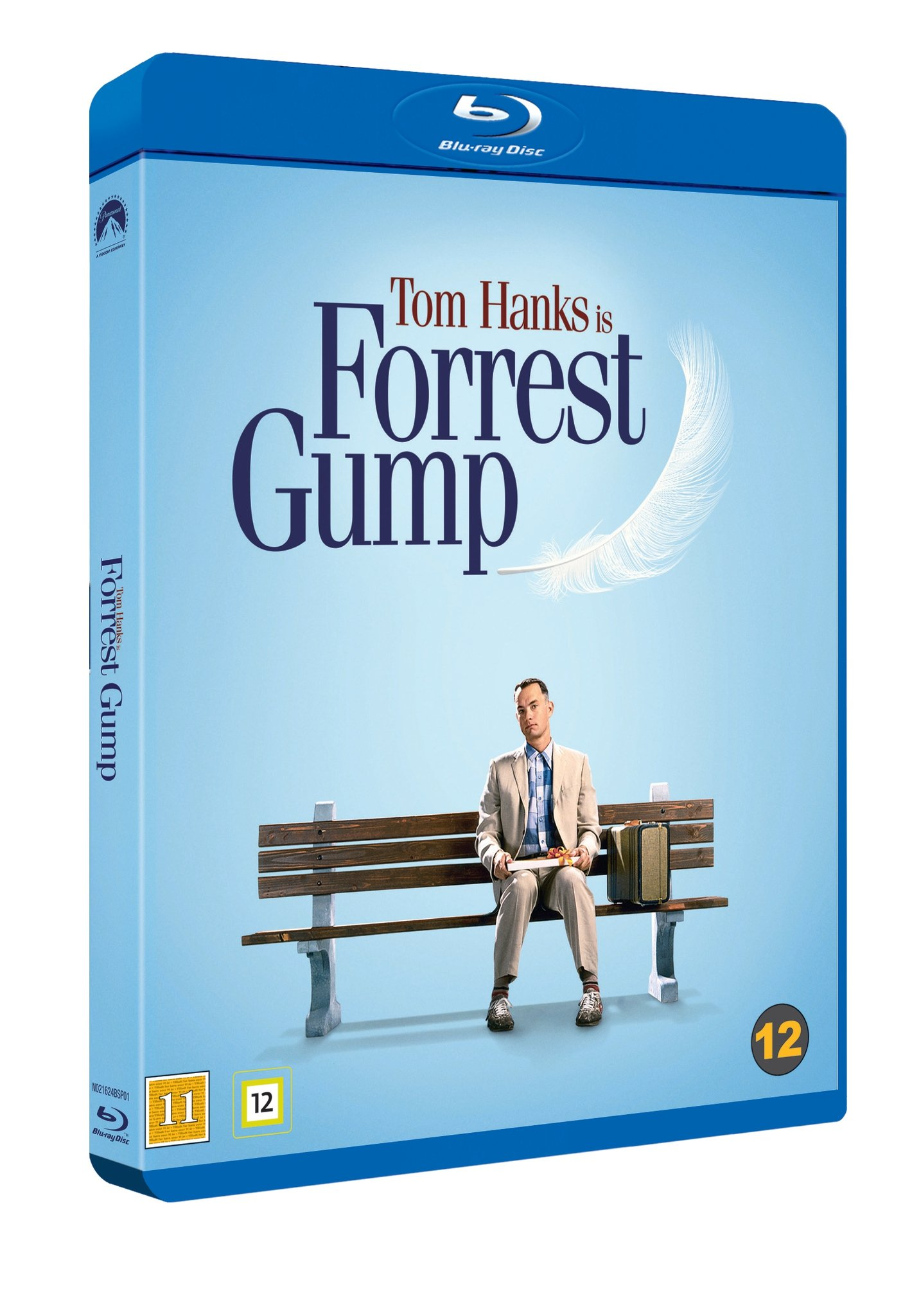 Forrest Gump (remastered 25th Anniversary edition) - Blu ray