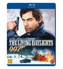 James Bond - The Living Daylights (Blu-Ray)