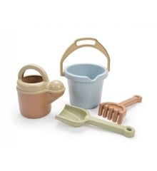 Dantoy - BIOPlast - Bucket Set 4 pcs. (5610)