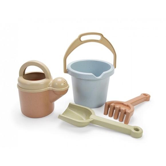 Dantoy - BIOPlast - Bucket Set 4 pcs. (5610)