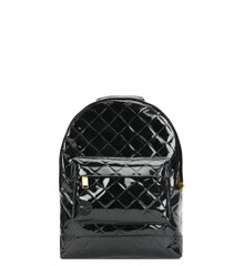Mi-Pac - Mini Backpack - Patent Quilt - Black (740416-S65)