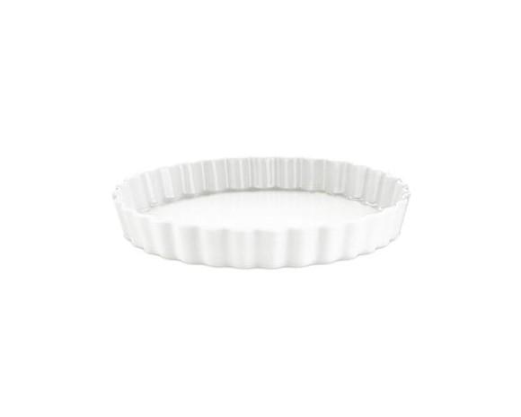 Pillivuyt - Pie Dish - Ø 25 cm - White (280325)
