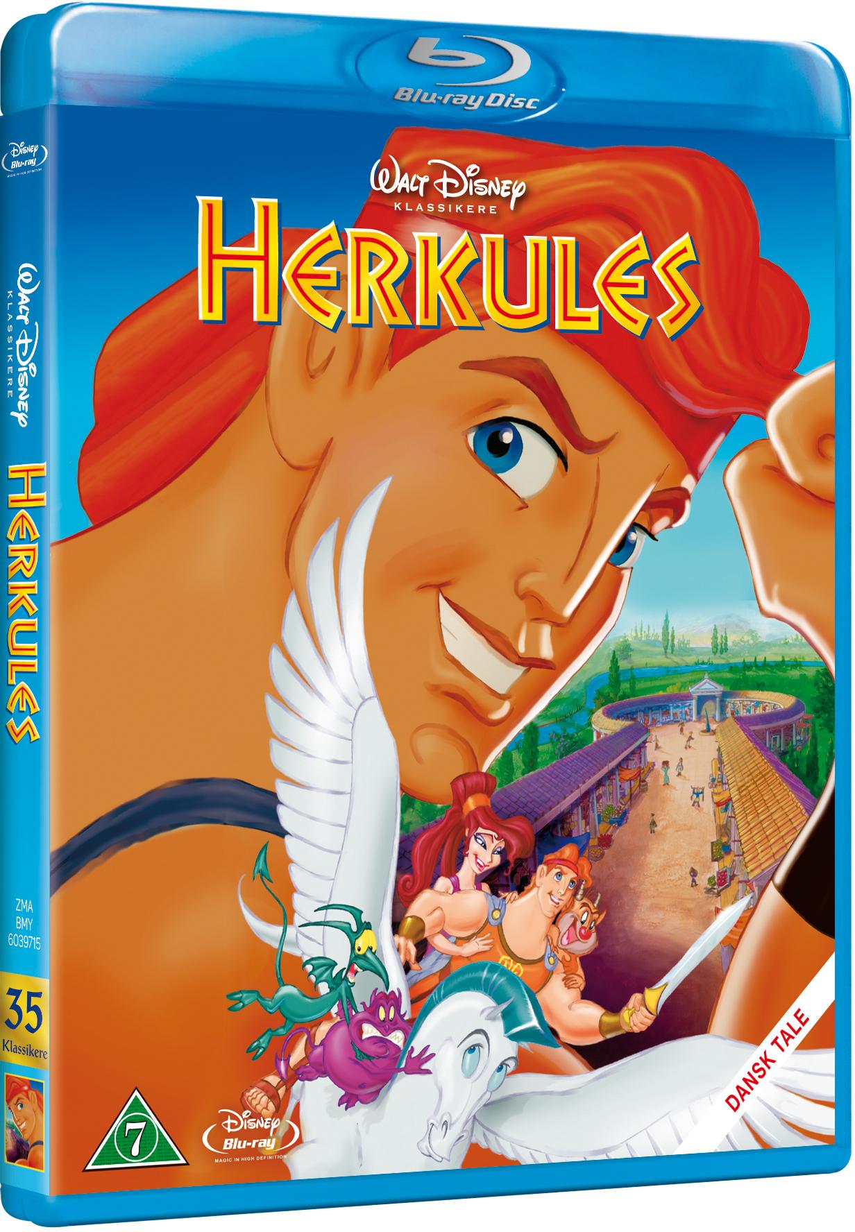 Disneys Hercules (Blu-Ray)