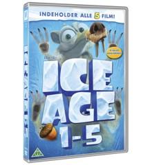 Ice Age 1-5 Box Set - DVD