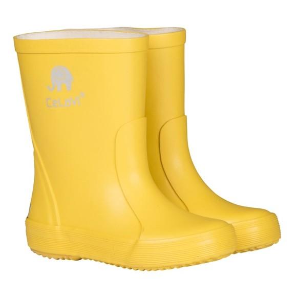 Celavi - Basic Wellies - Yellow