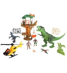 Dino Valley -  Dino Jungle Angreb Legesæt