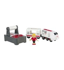 BRIO - Remote Control Travel Train (33510)