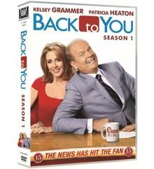 Back to You - sæson 1 (3 disc) - DVD