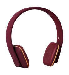 KreaFunk - aHead Høretelefoner - Plum