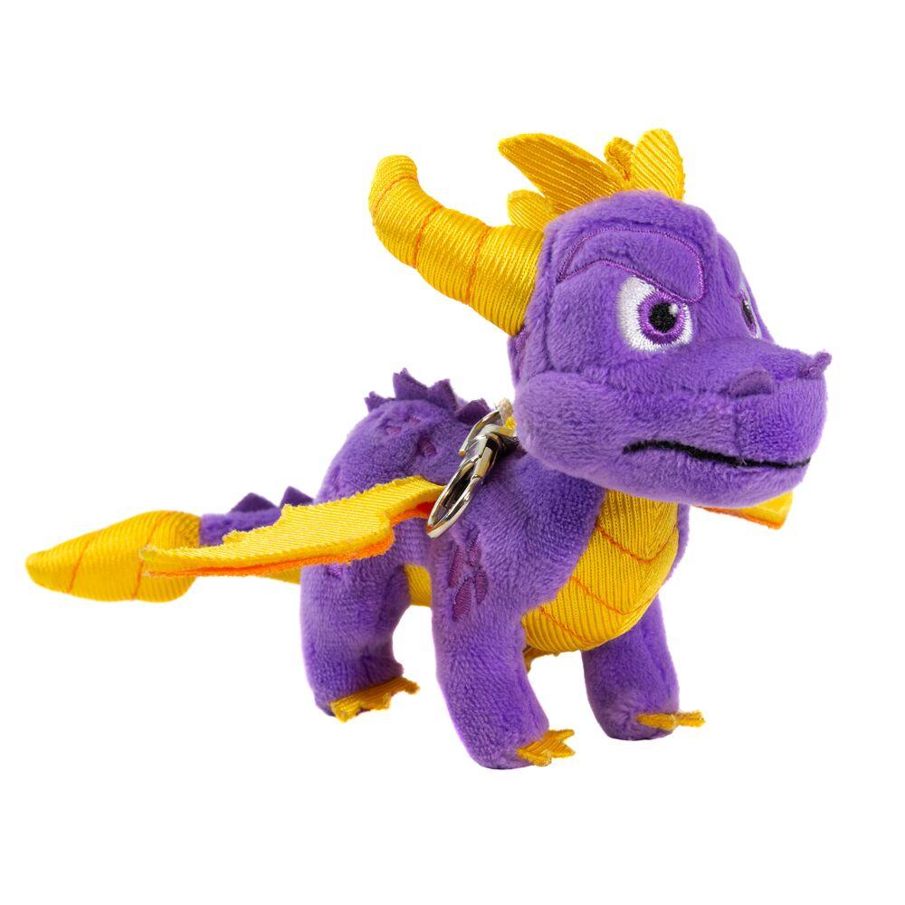 Spyro Plush Keyring
