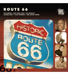 Various Artists - Route 66 - Vinyl