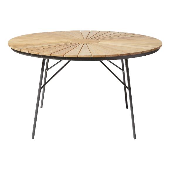 Cinas - Hard & Ellen Havebord Ø 150 cm - Aluminium/Antracit