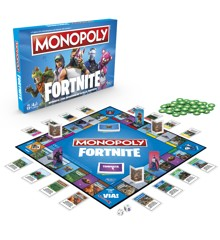 Monopoly - Fortnite Edition (ENG)