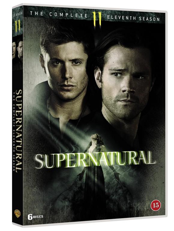 Supernatural - Sæson 11 - DVD