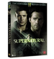 Supernatural - Season 11 - DVD