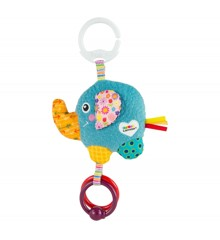 Lamaze - Eloy the Elephant Clip & Go (27526)
