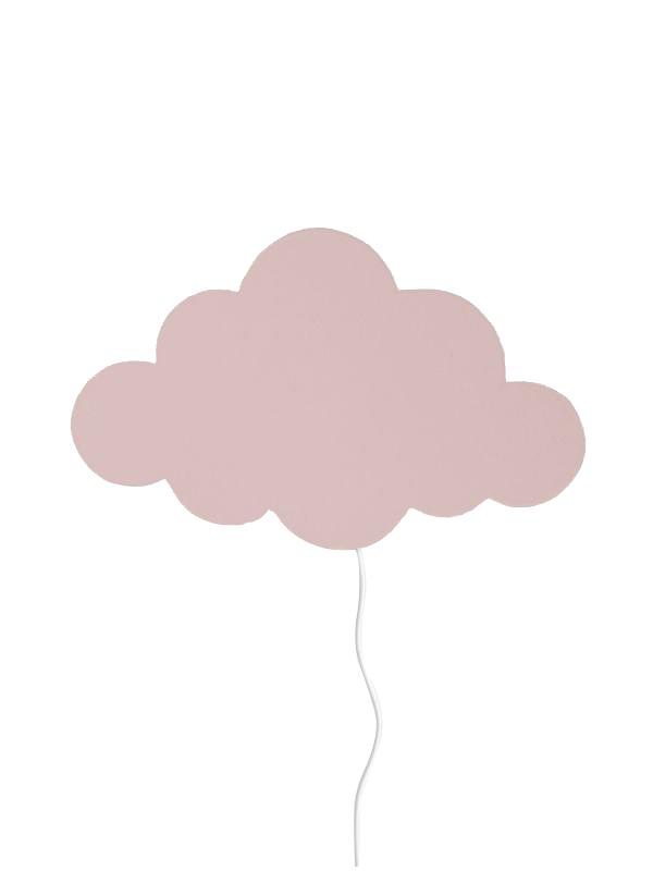 Ferm Living - Cloud Lamp - Dusty Rosa (3301)