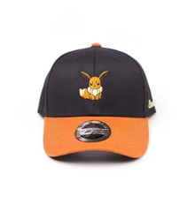Pokemon - Eevee Curved Bill Cap (One-size)