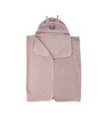 ​Pippi - Organic Hooded Bath Towel