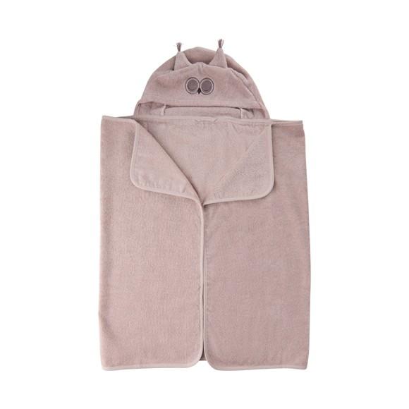 Pippi - Organic Hooded Bath Towel