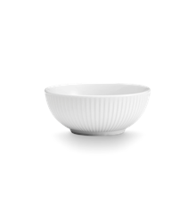 Pillivuyt - Plissé Bowl - Ø15 cm - White (174215)