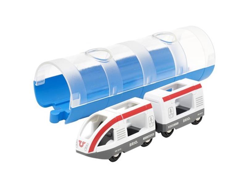 BRIO - Travel Train & Tunnel (33890)