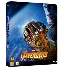 Avengers: Infinity War - Limited Steelbook (Blu-Ray)