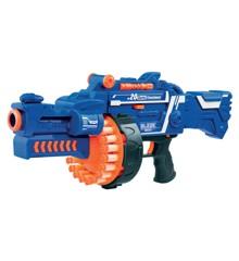 Soft Bullet Machine Gun - Inklusive 40 Skud (520303)