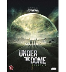 Under the Dome: Sæson 2 (4-disc) - DVD