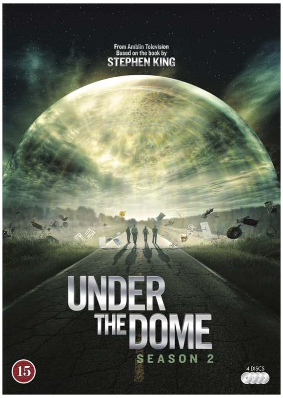 Under the Dome: Season 2 (4-disc) - DVD