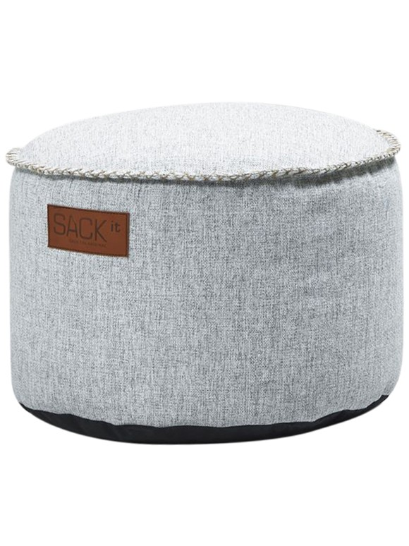 SACKit - RETROit Cobana Drum Puf - White (8574002)