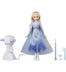 Disney Frozen 2 - Hair Play Doll - Elsa (E7002)