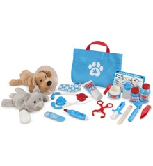 Melissa & Doug - Pet Vet Play Set - Examine & Treat (18520)