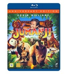 Jumanji: 20th Anniversary Edition (Blu-ray)