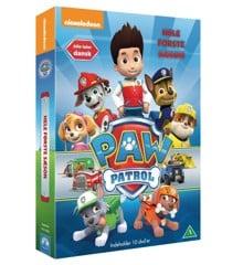 Paw Patrol - Sæson 1 (Vol. 1-10) - DVD
