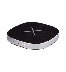 SACKit CHARGEit - Power Bank & Wireless Charger ( Black )